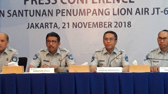 Jasa Raharja Serahkan Santunan untuk 100 Ahli Waris Korban Tragedi Lion Air
