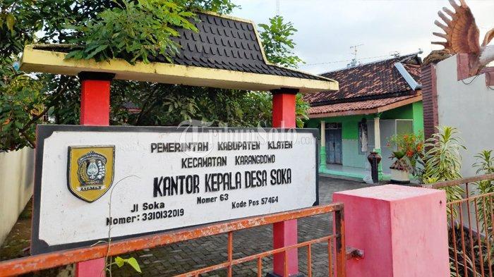 Diduga Menyalahgunakan Wewenang, Oknum Perangkat Desa Soka Klaten Kuras Habis Dana Desa 2019