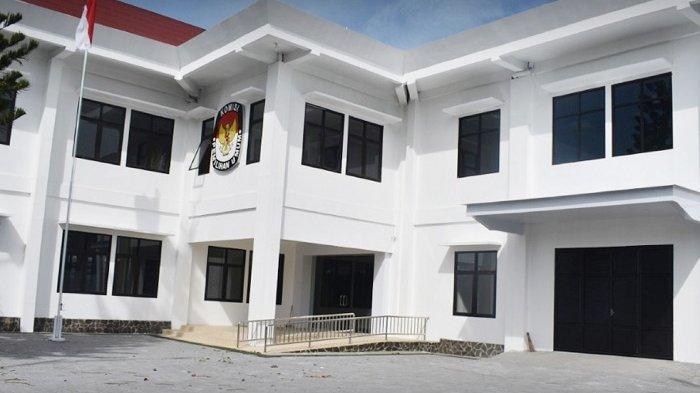 Pengundian Nomor Urut Pilkada Klaten 2020, Akses Jalan ke KPU Ditutup Total, Mulai Pukul 09.00 WIB