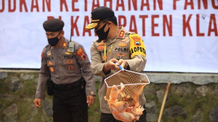 Persiapan Adaptasi Kebiasaan Baru, Polda Jateng Bentuk 4.029 Kampung Siaga Candi