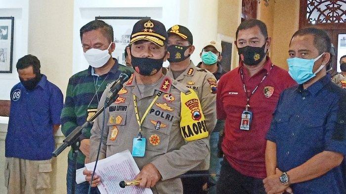 Bukan Solo, Kapolda Jateng Ungkap Daerah Rawan saat Pilkada Serentak 2020, Ini Alasannya