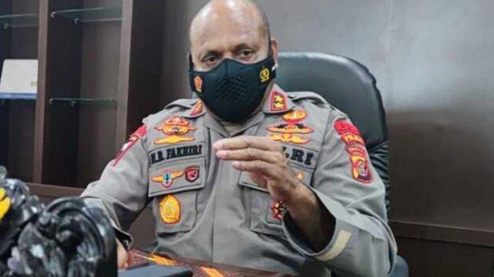Sosok Irjen Mathius D Fakhiri, Putra Manokwari yang Berjanji Kejar KKB, Ditempa di Kerasnya Brimob