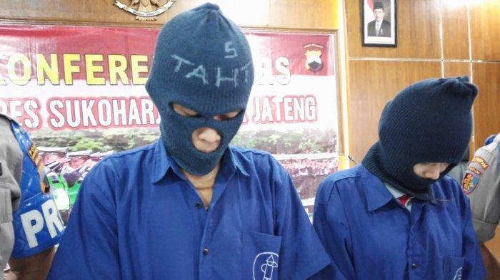 Pelaku Penganiayaan Sopir Taksi di Sukoharjo sempat Ketiduran di Semak-semak 500 Meter dari TKP