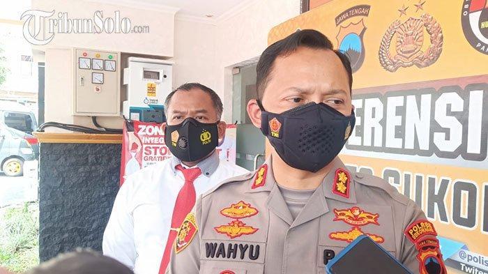 Sejumlah Makam di Polokarto Sukoharjo Rusak, Polres Sebut Masalah Internal