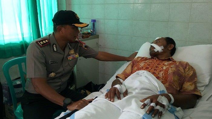 Penganiayaan Sopir Taksi di Sukoharjo: Sumarno Ingin Kedua Pelaku Mendapat Hukuman Setimpal