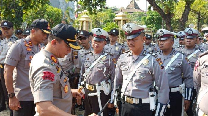 Solo Aman Selama Pelantikan Presiden dan Wakil Presiden, Masyarakat Apresiasi Petugas Keamanan