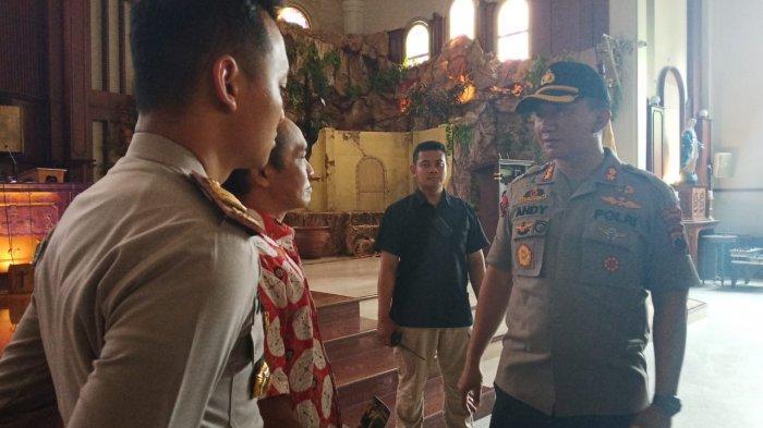 Polisi Siagakan Penembak Jitu Jaga Kondusifitas Natal dan Tahun Baru di Kampung Halaman Jokowi