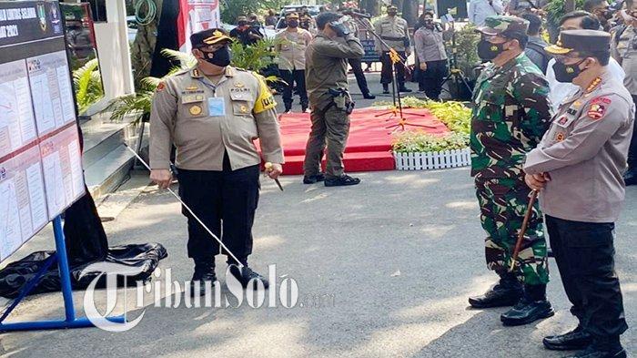 Dalam Seminggu, Kapolri dan Panglima TNI Dua Kali Kunjungi Kota Kampung Halaman Jokowi, Ada Apa?