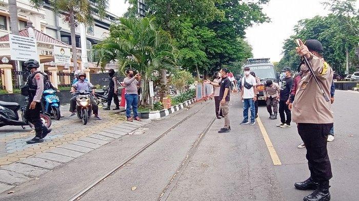 Korlap Aksi Tolak Rizieq Bakal Dipanggil, Kapolresta Solo : Tak Izin & Tak Patuhi Protokol Covid-19