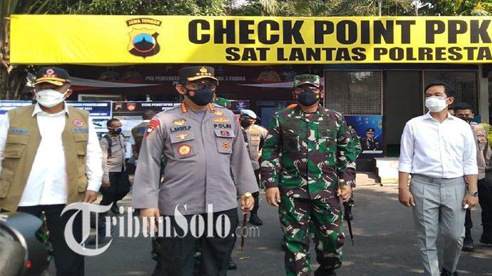 Pesan Presiden Jokowi ke Panglima TNI Marsekal Hadi : Warga Isolasi Mandiri Dapat Bantuan Obat