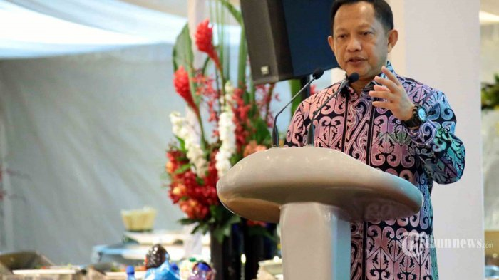 Reaksi Tito Karnavian Didoakan Jadi Capres 2024 oleh Mahfud MD, Wakilnya Khofifah Indar Parawansa