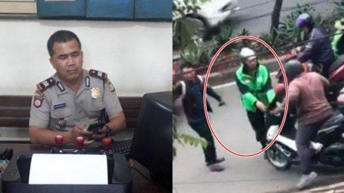 Cerita di Balik Video Polisi 'Nyamar' Pakai Jaket Ojol saat Kejar Motor, Ternyata Jaket Milik Teman