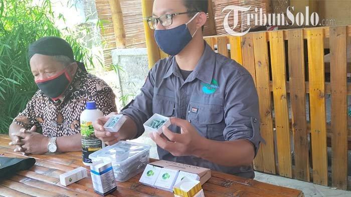 Kapsul Super Food Bikinan BUMDes di Klaten Mendunia, Diekspor Hingga Hingga Amerika