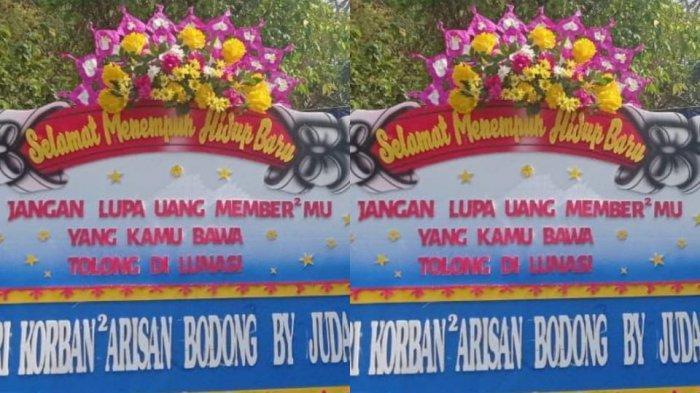 Karangan Bunga dari Member Arisan Oniline Picu Keributan Pernikahan di Solo: Minta Uang Kembali
