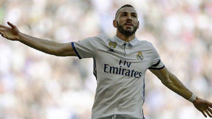 Real Madrid Pincang, Karim Benzema Positif Covid-19, Bakal Absen Lawan AC Milan ?