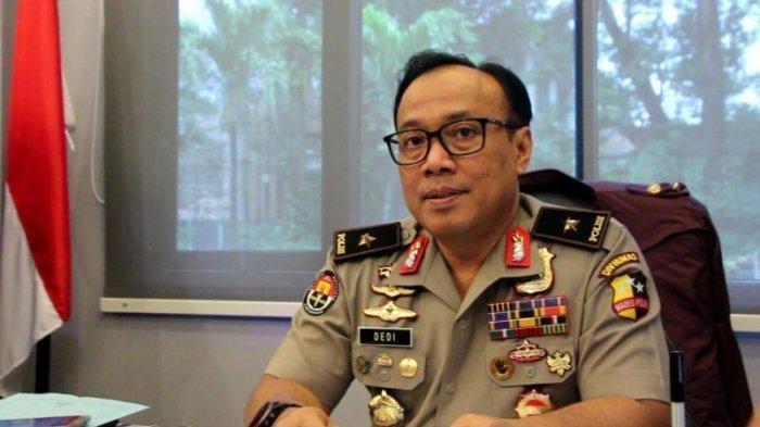 Densus 88 Kejar 6-8 Anggota Terduga Teroris Jaringan Bandung hingga ke Jawa Timur