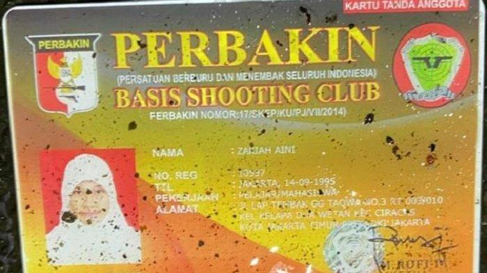 Reaksi Perbakin Solo, Terduga Teroris yang Serang Mabes Polri Bawa KTA Perbakin Basis Shooting Club