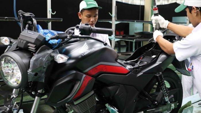 Wajah Baru New Honda CB150 Verza, Semakin Macho