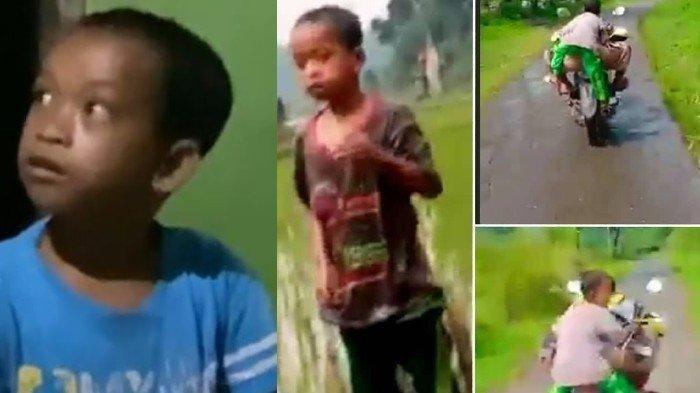 Fakta Pilu Pembullyan Egi Anak Yatim Bogor, Ibunya Tak Bisa Baca saat Tanda Tangani Surat Damai
