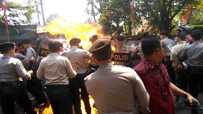 Lima Orang Ditetapkan Jadi Tersangka dalam Kasus Terbakarnya 4 Polisi di Cianjur