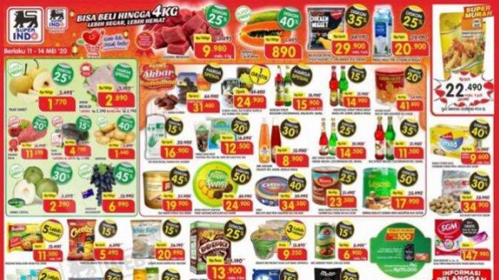 Katalog Promo Superindo 11 - 14 Mei 2020 : Ada Sirup, Sembako dan Minyak Goreng Harga Khusus