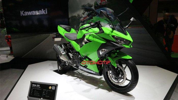 Dikabarkan Mulai Kembangkan Mesin Hybrid untuk Motor, Desain Kawasaki Bocor ke Publik