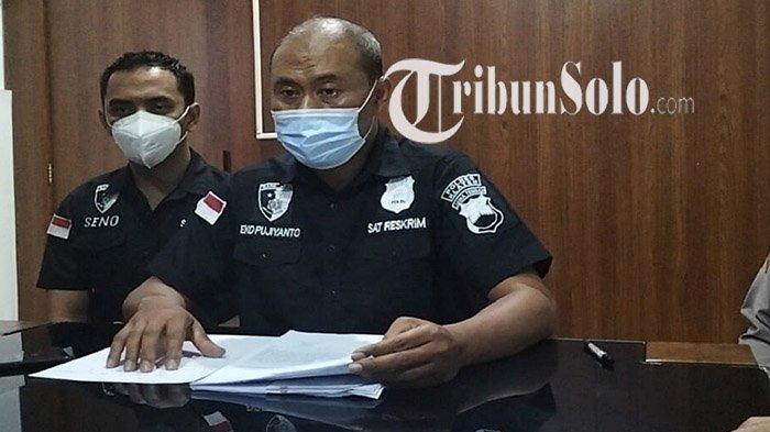Dicari : Pembobol ATM Nasabah Bank Jateng Klaten, Kini Polisi Sudah Periksa 10 Saksi dan Olah TKP