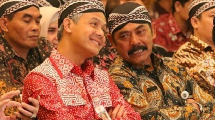 Alasan Tokoh PDIP Solo FX Rudy Dukung Ganjar Pranowo Jadi Capres 2024 : Dikatakan Deklarasi Silahkan