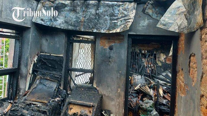 Kronologi Kebakaran Rumah Kontrakan di Banjarsari Solo, Api Muncul dari Lantai Dua