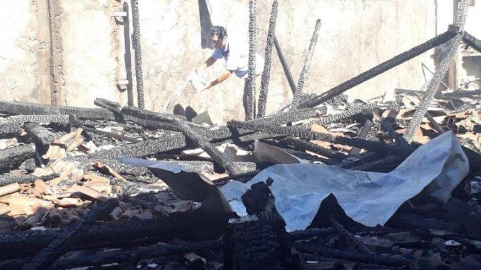 Dua Rumah di Jebres, Solo, Hangus TerbakarUsai Terdengar Suara Ledakan yang Berasal dari Dapur
