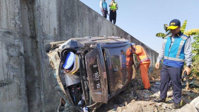 Kecelakaan di Tol Solo-Ngawi, PT Jasa Marga Beberkan Hasil Rekaman CCTV saat Kejadian