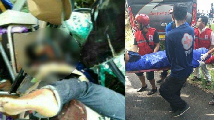 Dua Orang Meninggal, Ini Daftar Korban Kecelakaan Bus Rombongan PKK Boyolali di Imogiri, DIY