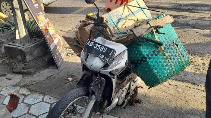 Kecelakaan Karambol di Sragen, Diduga Mobil Mengalami Rem BlongDi Tengah Arus Mudik Nataru