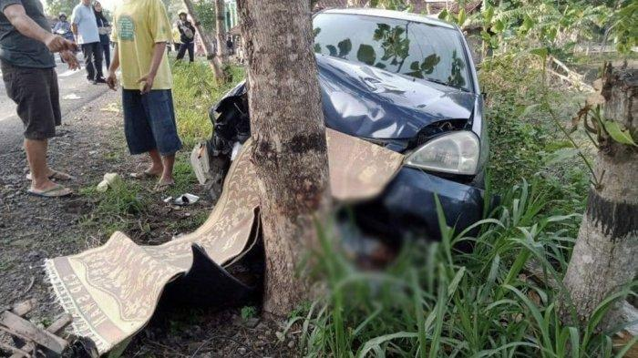 Kecelakaan di Wonogiri, Nenek 72 Tahun Tewas Tertabrak Mobil dari Belakang saat Mengayuh Sepeda