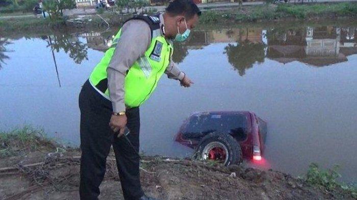Kecelakaan Maut Renggut Pengantin Baru di Palembang, Bermula saat Istri Belajar Nyetir Mobil