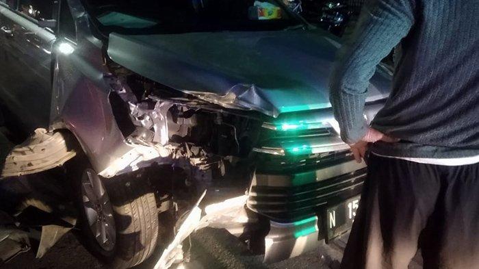 Kecelakaan Karambol di Jalan Slamet Riyadi Solo, Libatkan 2 Motor & 1 Mobil, Satu Pengendara Terluka