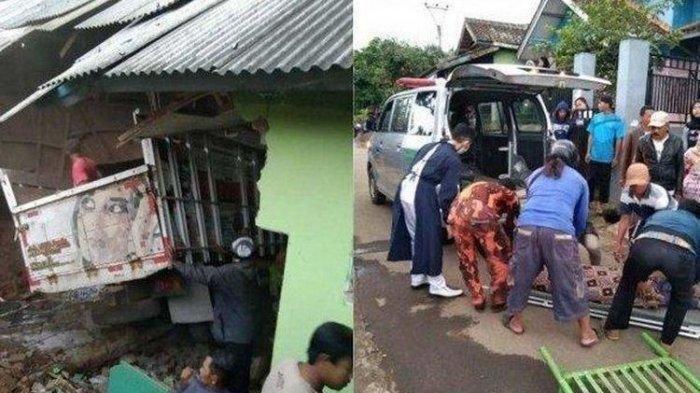 Kecelakaan Tragis Truk Hantam Madrasah di Garut : 3 Tewas, Termasuk Santri yang Sedang Mengaji