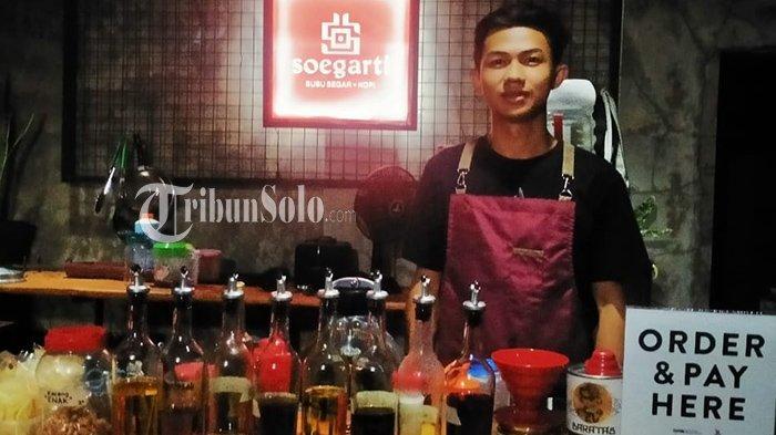 Kisah Mantan Karyawan Hotel Buka Kedai Kopi di Boyolali Gegara Terdampak Corona, Harga Mulai Rp 6000