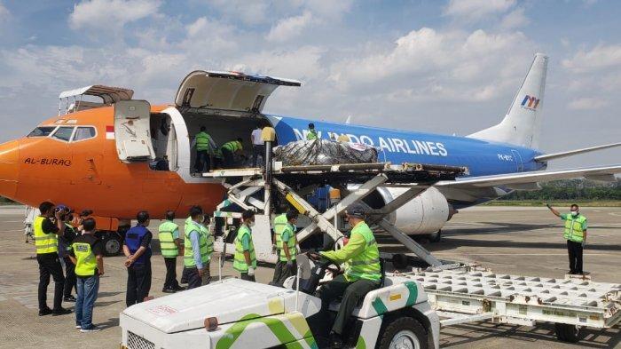 200 Tabung Oksigen dari Singapura Tertahan di Bandara Adi Soemarmo, Pemkot: Tunggu Ijin Bea Cukai