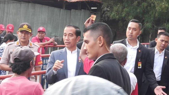 Potret Kedekatan Jokowi dengan Masyarakat Solo, Berikut Foto-fotonya