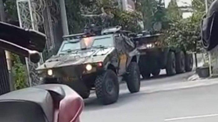 Meski Presiden Jokowi Batal Pulang ke Solo, Personel Keamanan Bawa Baracuda Sempat Siaga di Sumber