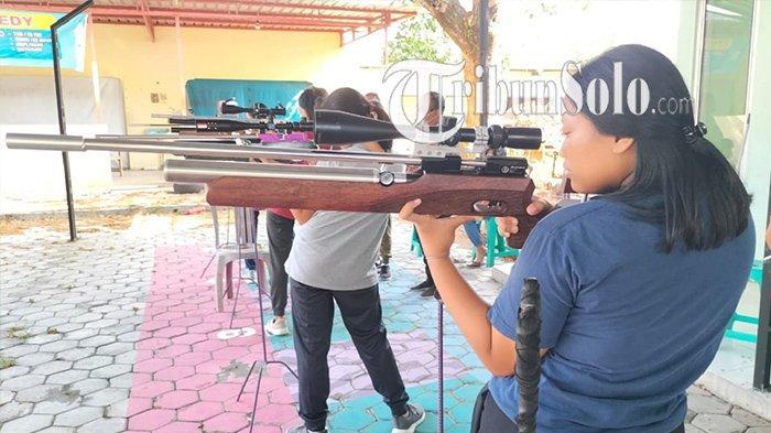 Mengenal Olahraga Menembak yang Kini Digemari Anak Muda Sragen, Disebut Menantang dan Sarat Prestasi