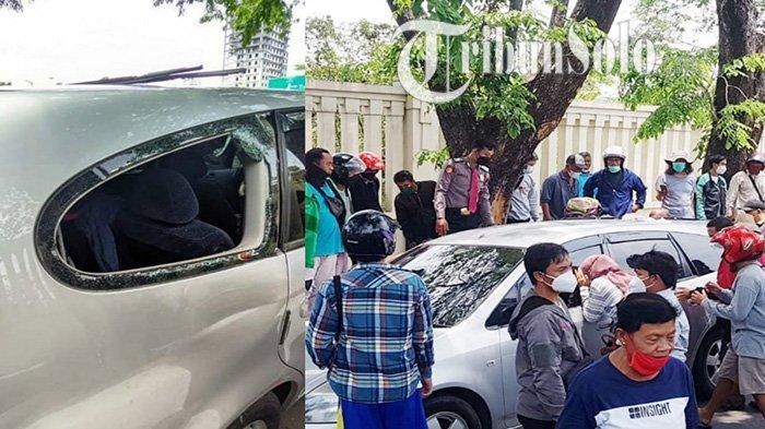 Kronologi Balita Solo Terkunci 30 Menit, Gegara Orangtua Panik & Keluar Mobil, Usai Alami Kecelakaan