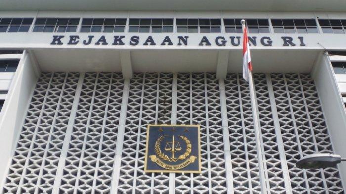 Gedung Kejaksaan Agung RI, Jalan Hasanudin, Jakarta Selatan.