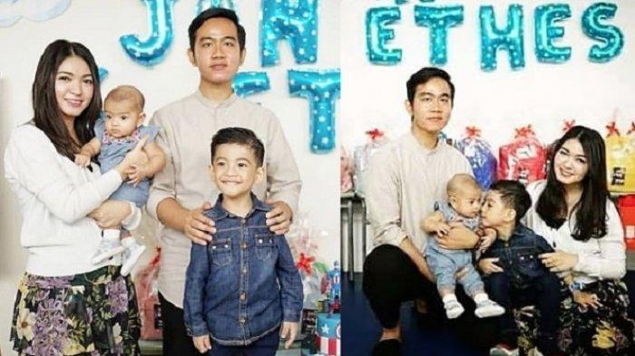 La Lembah Manah Cucu Jokowi Genap Berusia 10 Bulan, Intip Potret Terbarunya yang Sudah Bisa Duduk