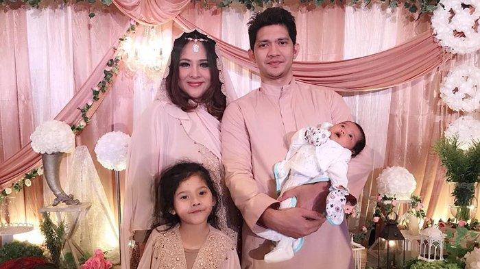 Keluarga Iko Uwais dan Audy Item