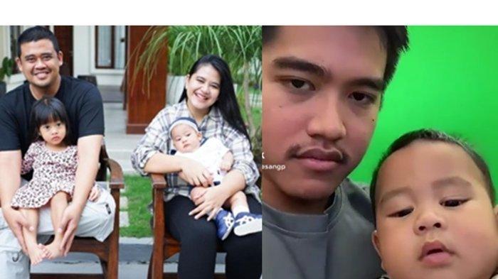 Kaesang Bagikan Video bareng 'Panembahan Al Nahyan Nasution' Anak Kedua Kahiyang dan Bobby, Gemas!