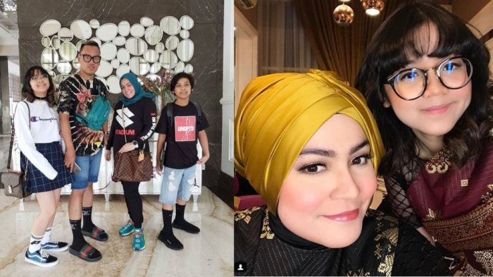 Uya Kuya Sekeluarga Hadiri Resepsi Ngunduh Mantu Kahiyang di Medan, Penampilan Cinta Jadi Sorotan