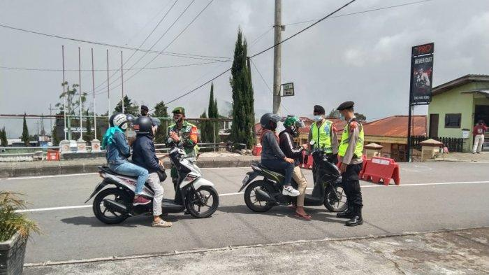 Hendak Nongkrong di Tawangmangu, Muda-mudi asal Magetan Disuruh Putar Balik