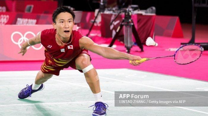 Ditundukan Wakil Korea, Langkah Raja Bulu Tangkis Kento Momota Terhenti di Olimpiade Tokyo 2020